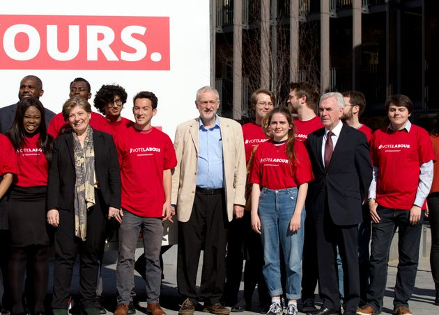 Thornberry (front left) with