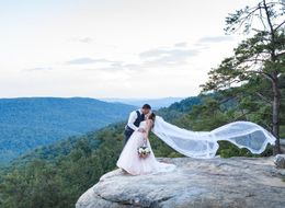 22 Real Wedding Photos That Celebrate The Magic Of Summer