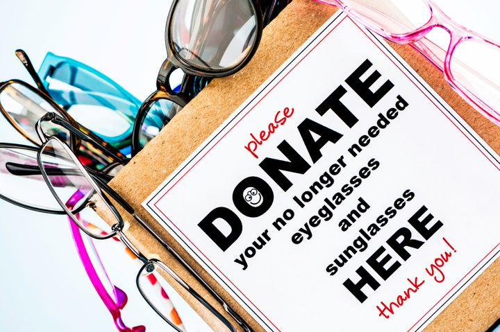 donating old hearing aids eyeglasses and mobility equipment huffpost. Black Bedroom Furniture Sets. Home Design Ideas