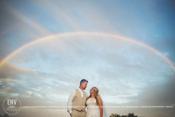 """""""Brooke and Shawn were married this weekend in Mansfield, Ohio!"""" --<i> Rebecca Cook</i>"""