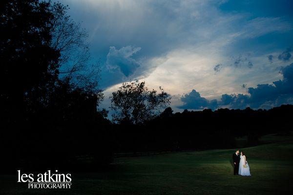 """""""Kimberly andKendall enjoyed a walk alone outside the University Club at North Carolina State University, following the"""