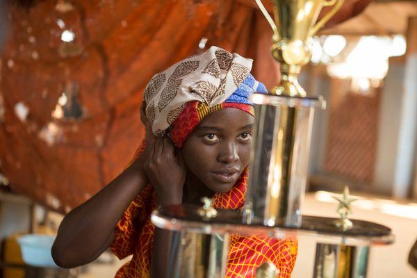 Written byWilliam Wheeler • Directed by Mira Nair<br><br>Starring Lupita Nyong'o, David Oyelowo,Madina Nalwa