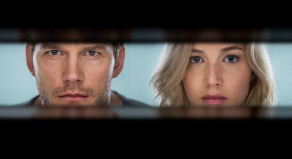 Written by Jon Spaihts • Directed by Morten Tyldum<br><br>Starring Jennifer Lawrence, Chris Pratt, Laurence Fishbu