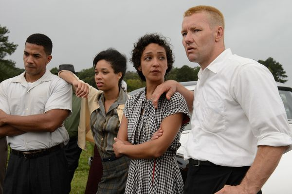Written and directed by Jeff Nichols<br><br>Starring Ruth Negga, Joel Edgerton, Will Dalton, Terri Abney, Alano Miller and Ch