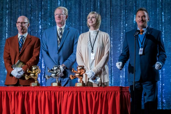 Written by Christopher Guest and Jim Piddock &bull; Directed by Christopher Guest<br><br>Starring Jane Lynch, Parker Posey, J