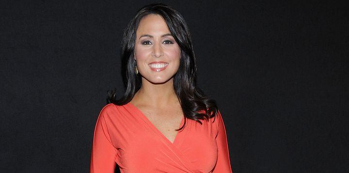 Former Fox News anchor Andrea Tantaros.