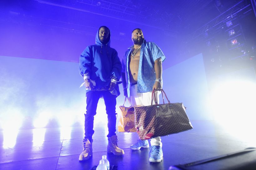 <strong>Big Sean &amp; DJ Khaled Perform at the Bud Light Party Convention in NYC</strong>