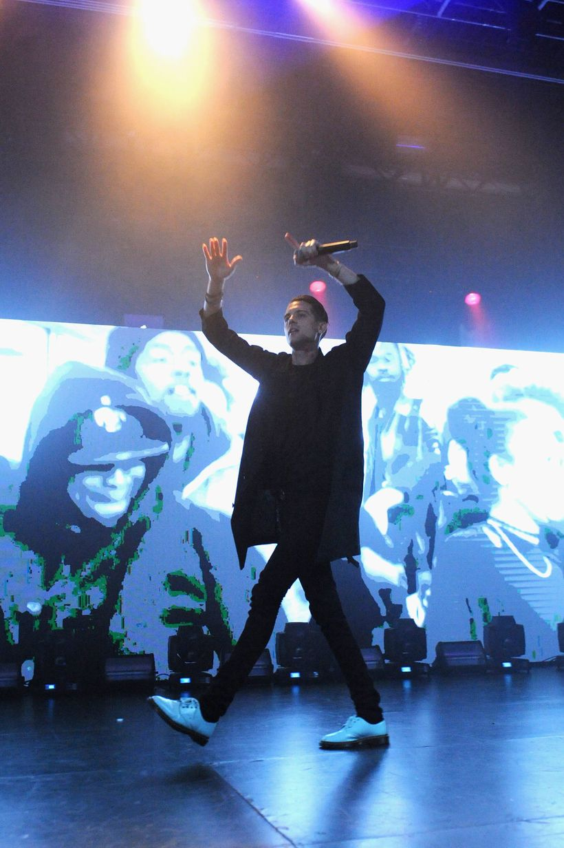 <strong>G-Eazy Perform at the Bud Light Party Convention in NYC</strong>