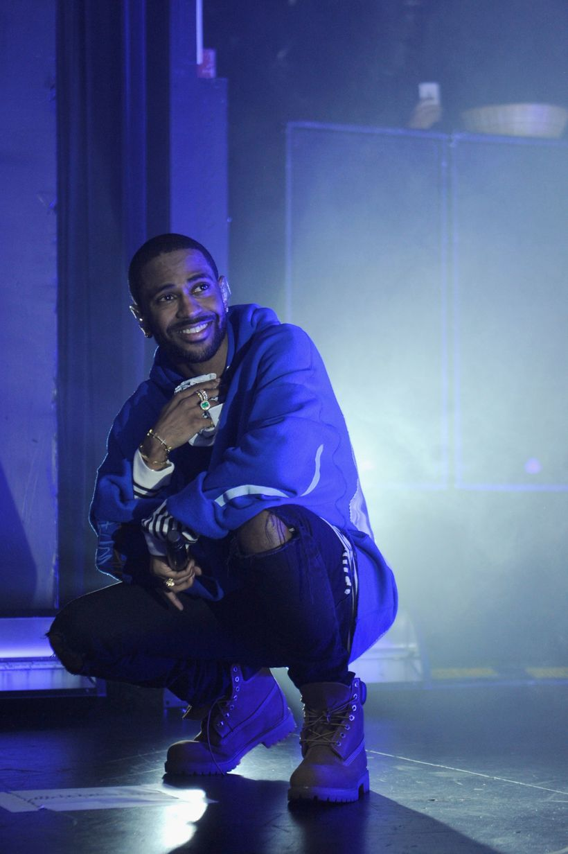 <strong>Big Sean Performs at the Bud Light Party Convention in NYC</strong>