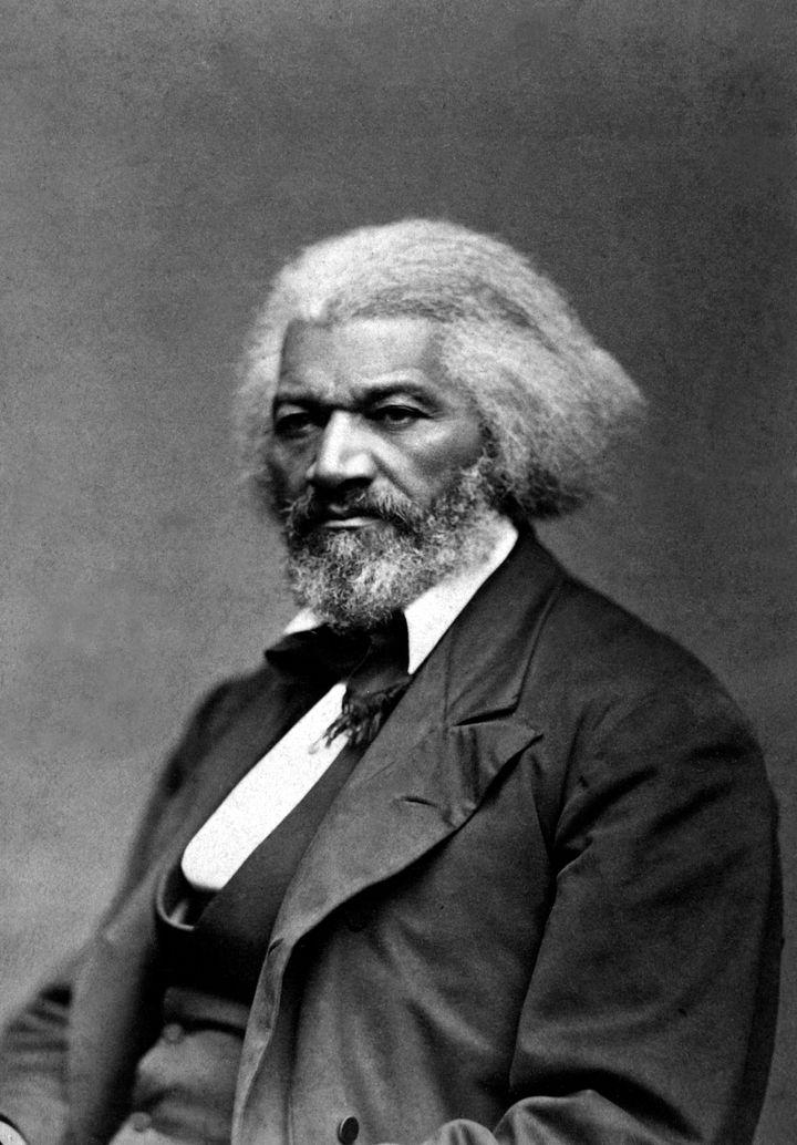 Frederick Douglass circa 1879