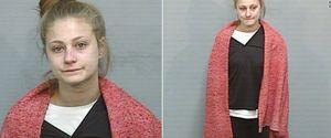 AMY SHARP WEIRD AUSTRALIA DUMB CRIME MUG SHOTS