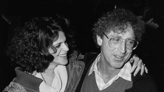 Comedians and spouses Gene Wilder and Gilda Radner attending the premiere of the new Woody Allen film 'Hannah and her Sisters', at the UA Coronet Theater in Los Angeles, January 16th 1986. (Photo by Kevin Winter/Getty Images)