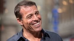 The Morning Ritual That Helps Tony Robbins Stay Positive All