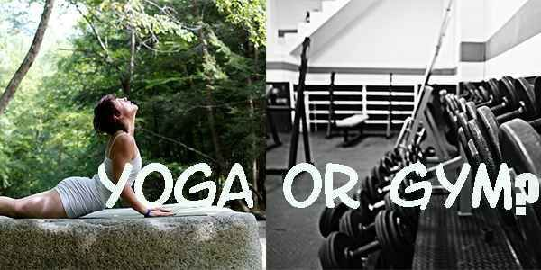 Yoga vs  Gym: Which Is Really a Workout?   HuffPost