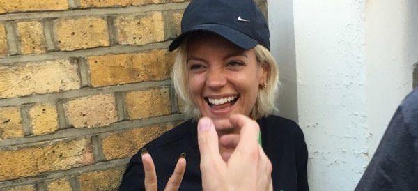 Lily Allen Responds To Binge Drinking Collapse Claims