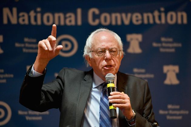 Jeremy Corbyn Hopes To Learn From Bernie Sanders In Digital General Election