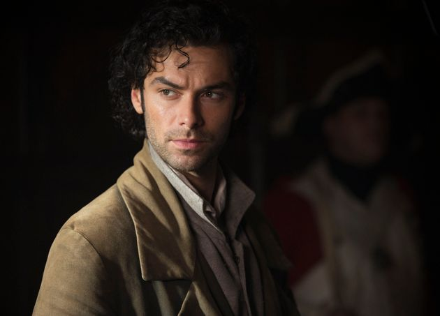 Aidan Turner says Bond talk 'just rumours'