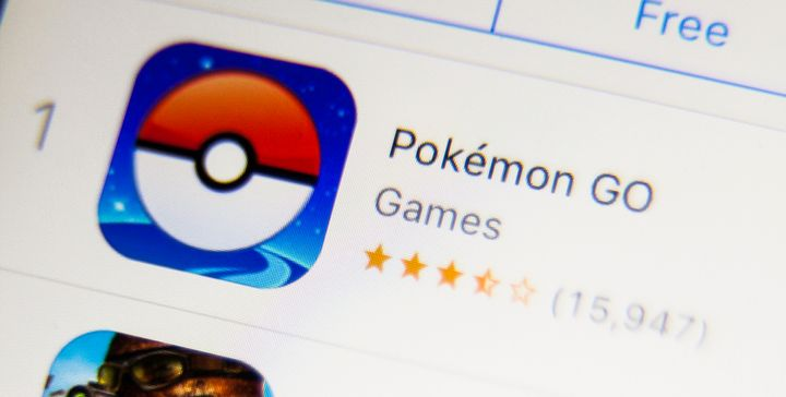 """The """"Pokemon Go"""" game has fast become one of the world's most popular smartphone apps."""