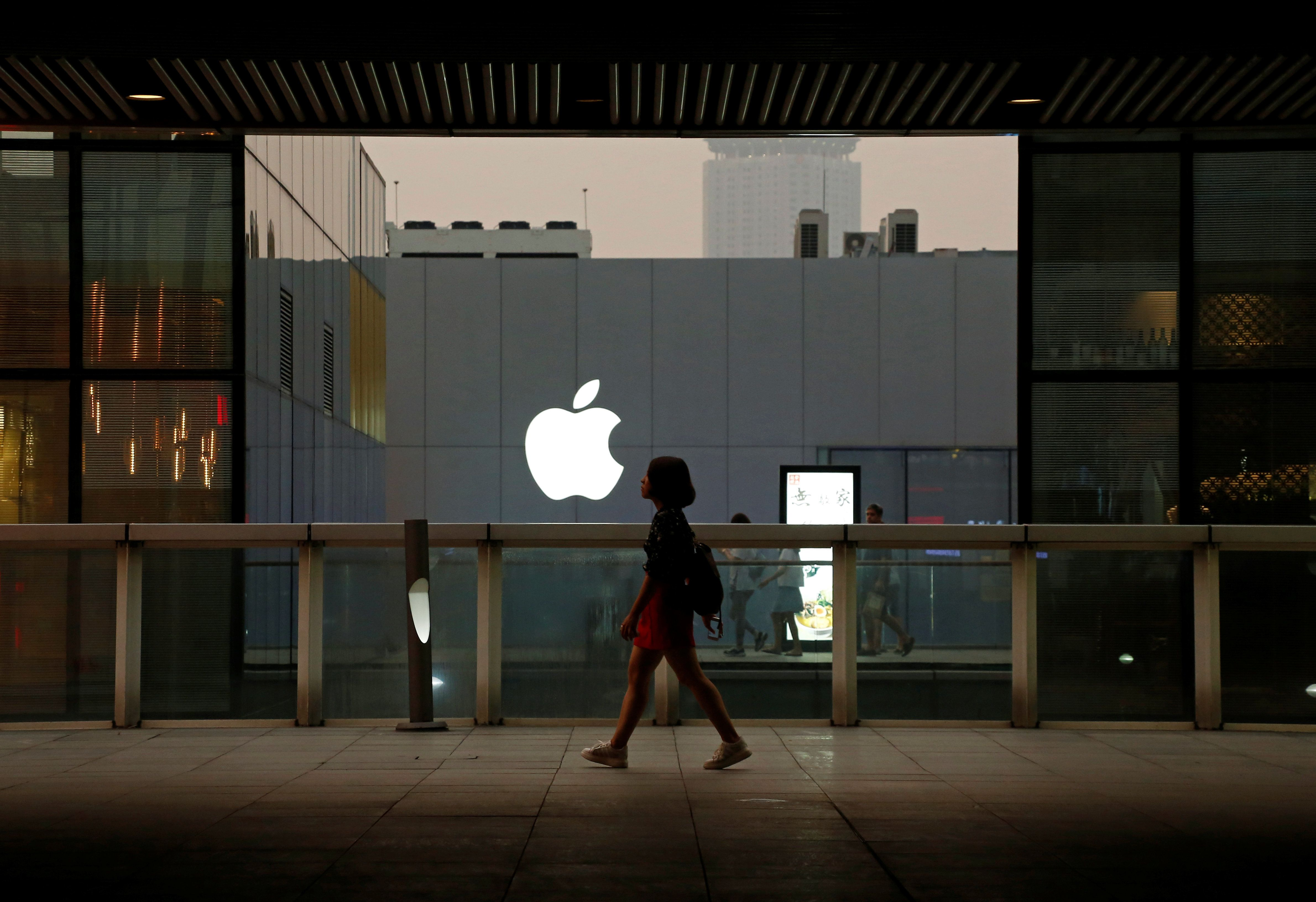 Apple's €13 Billion Tax Bill Is Bascially Loose Change To The Tech