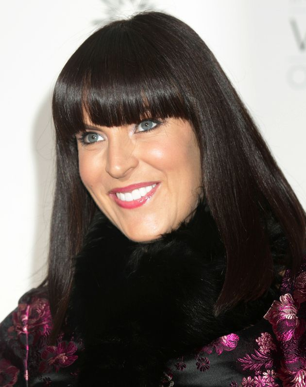 Anna Richardson Admits She Competes With Girlfriend Sue Perkins To Stay