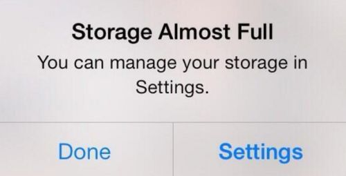 <strong>iPhone users - how many times have you seen this?</strong>