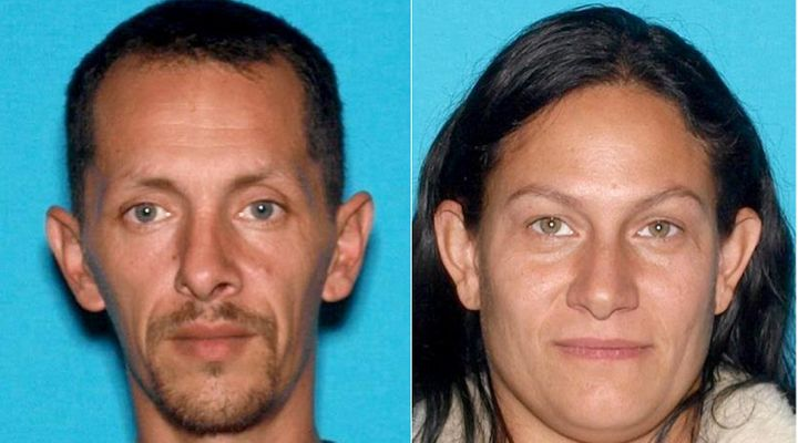 Joseph Moreno, 37, and Penny Rascon, 37, were arrested early Sunday in Louisiana, concludinga multi-state manhunt.