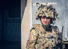 Michelle Keegan Discusses Doing Her Own 'Our Girl' Stunts