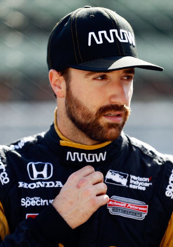The Indycar driver will tear up the dance floor with Sharna Burgess.
