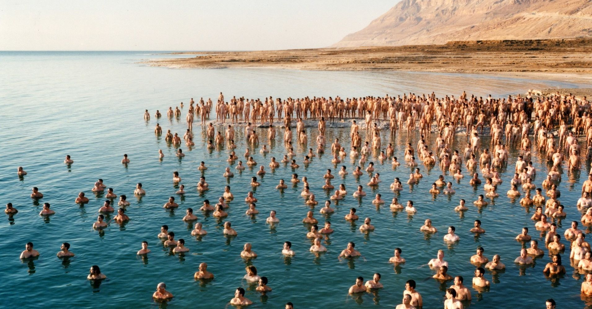 Can spencer tunick dead sea can