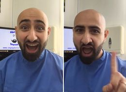 Sassy Singing Dentist Is Going Viral For His Hilarious Renditions Of Classic Songs