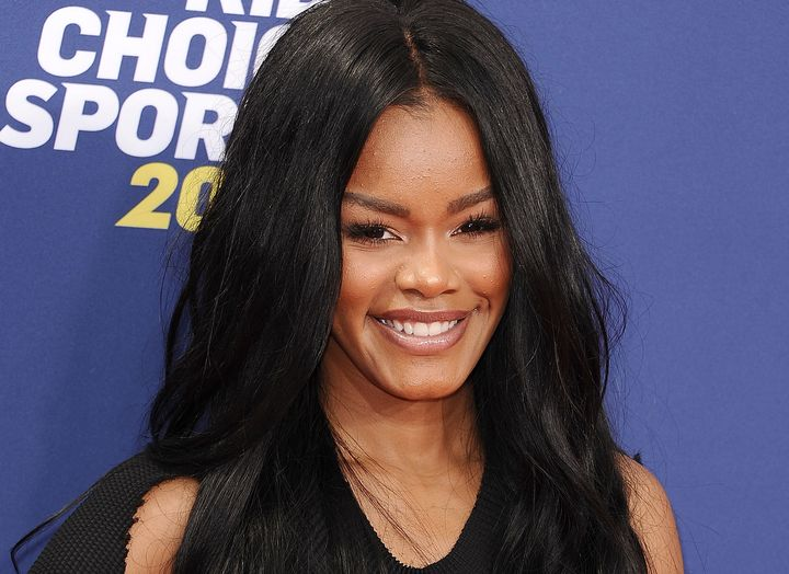 Remarkable Heres How Teyana Taylor Got Her Fade Body Huffpost Short Hairstyles For Black Women Fulllsitofus