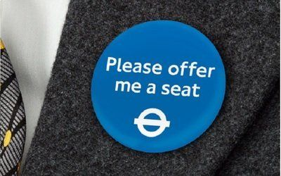 TFL Trials New Badges For Passengers With Disabilities And Invisible