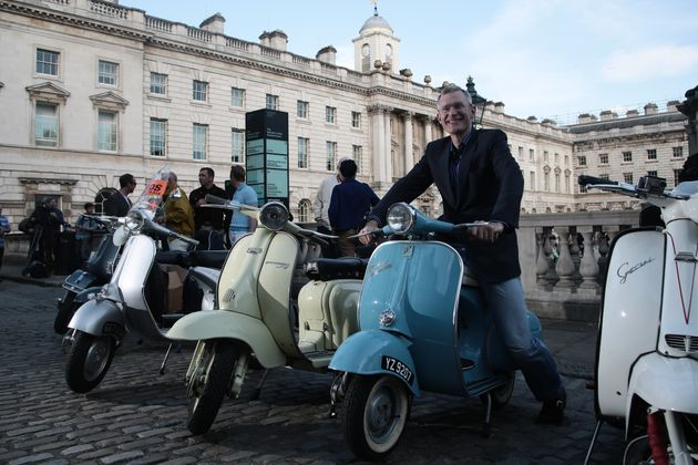 Jeremy Vine on two wheels of a different