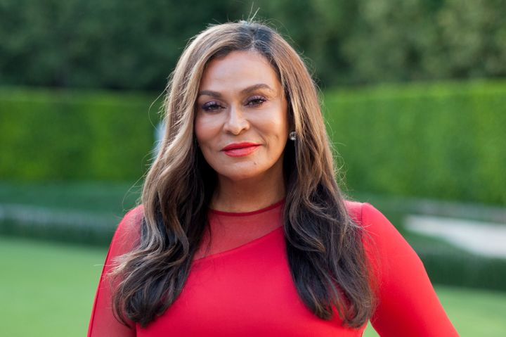 Colin Kaepernick has Tina Lawson's support.