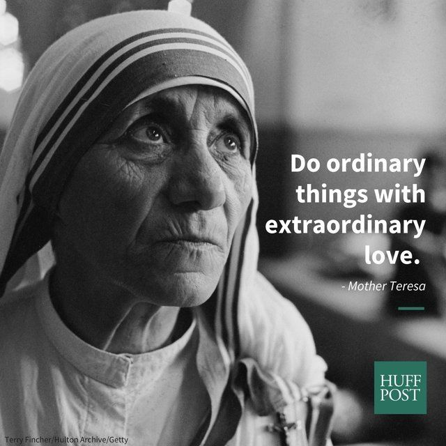 Quote From Mother Teresa: 14 Vintage Photos Of Mother Teresa Show A Saint In The