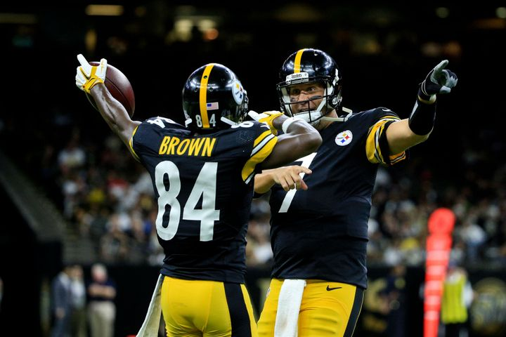 We can expect a potentially record-breaking season in line for Big Ben and Antonio Brown.
