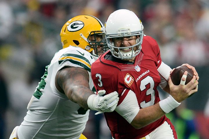 Carson Palmer's postseason woes remain a prime concern when forecasting Arizona's Super Bowl prospects.
