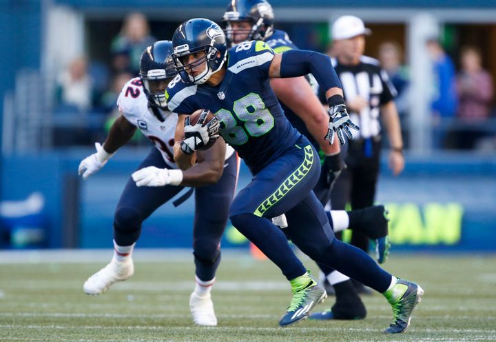 A healthy Jimmy Graham makes the already devastating Seahawks offense that much better.
