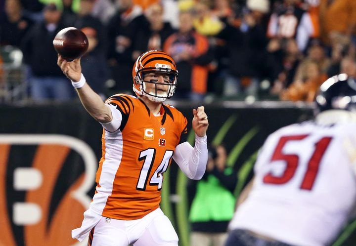 """<a href=""""http://www.pro-football-reference.com/players/D/DaltAn00.htm"""" target=""""_blank"""">Andy Dalton</a> played well last seaso"""