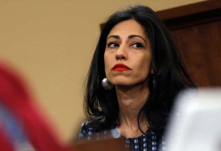 Huma Abedin, longtime aide to former U.S. Secretary of State Hillary Clinton, announced that she would separate from her husband, Anthony Weiner, on Monday.