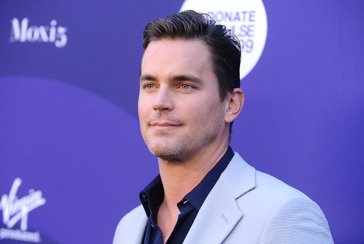 "Matt Bomer is slated to play a transgender sex worker in ""Anything."""
