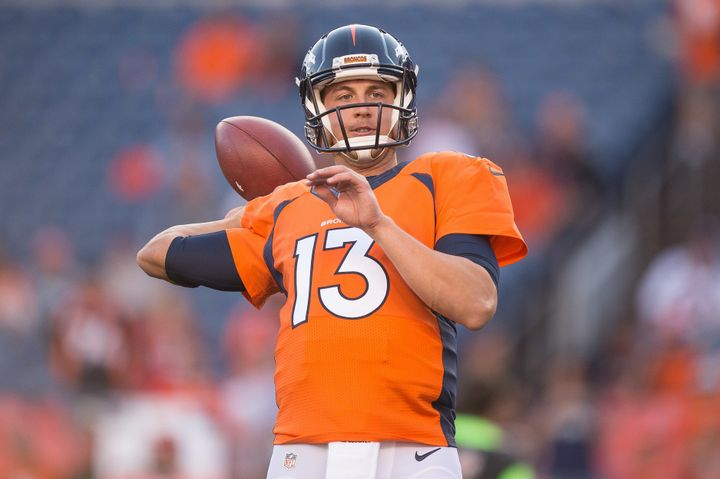 Trevor Siemian -- a seventh-rounder in the 2015 draft who nearly retired -- will start the season under center for the Bronco