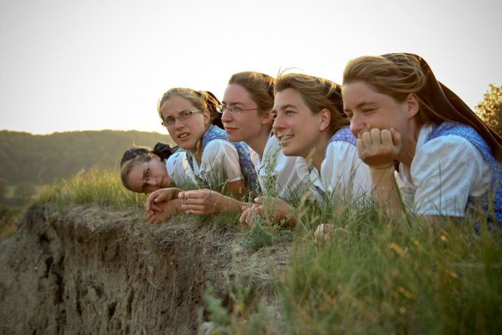 "The Hutterites, an insulated Christian sect, live in ""colonies"" primarily in parts of Canada and the United States."