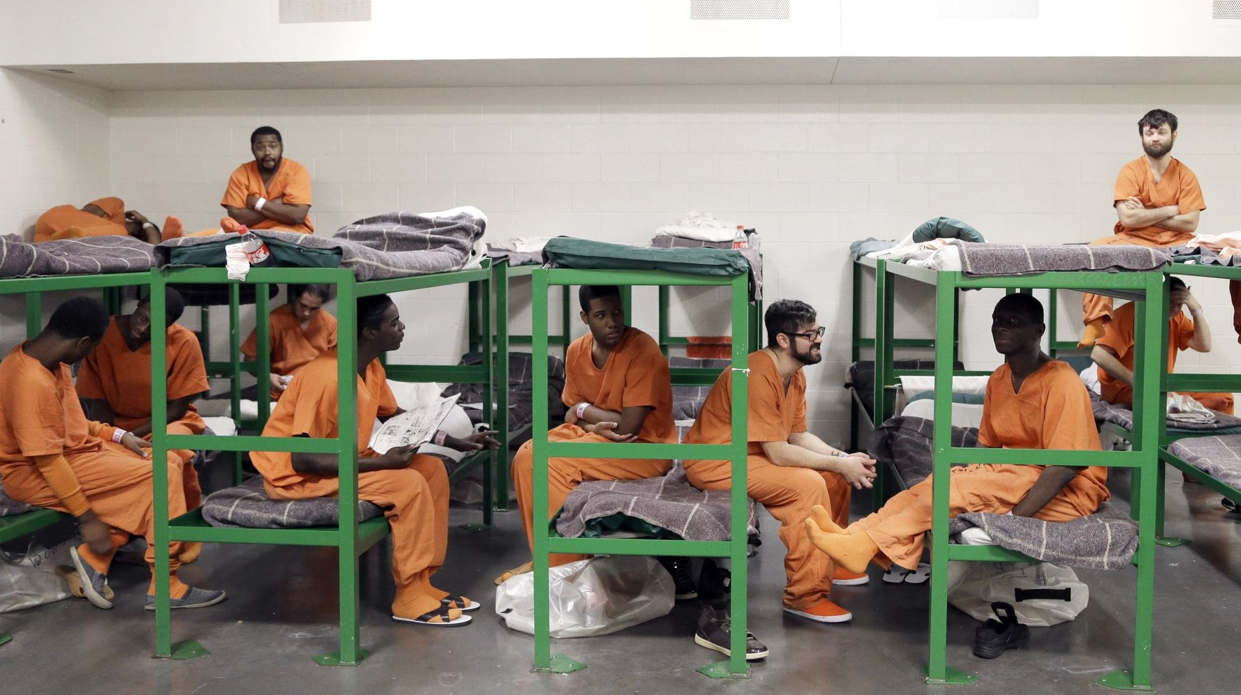 Texas' Largest Jail Hasn't Learned Much From Sandra Bland's