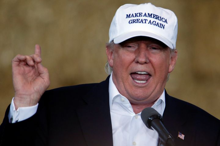 Donald Trump is notable among U.S. politicians for his praise of Vladimir Putin.