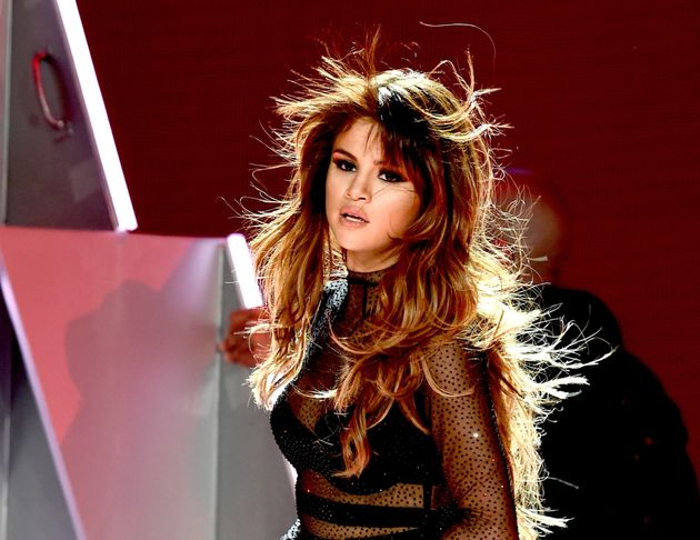 Selena Gomez performs at Staples Center on July 8, 2016 in Los Angeles,
