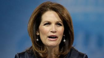 U.S. Representative Michele Bachmann (R-MN) speaks to the Conservative Political Action Conference (CPAC) in National Harbor, Maryland, March 16, 2013. REUTERS/Jonathan Ernst (UNITED STATES - Tags: POLITICS)