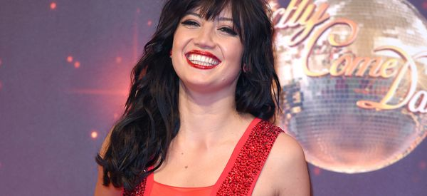 Daisy Lowe Wears The Most Daring 'Strictly' Dress Ever At Series Launch