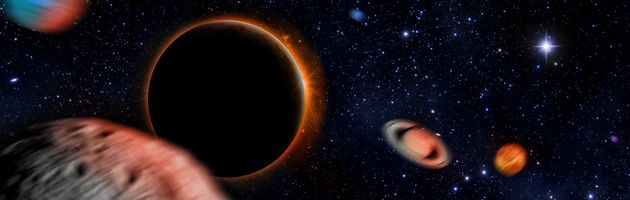 The Mysterious Planet Nine Could Rewrite The Inevitable Death Of Our Solar