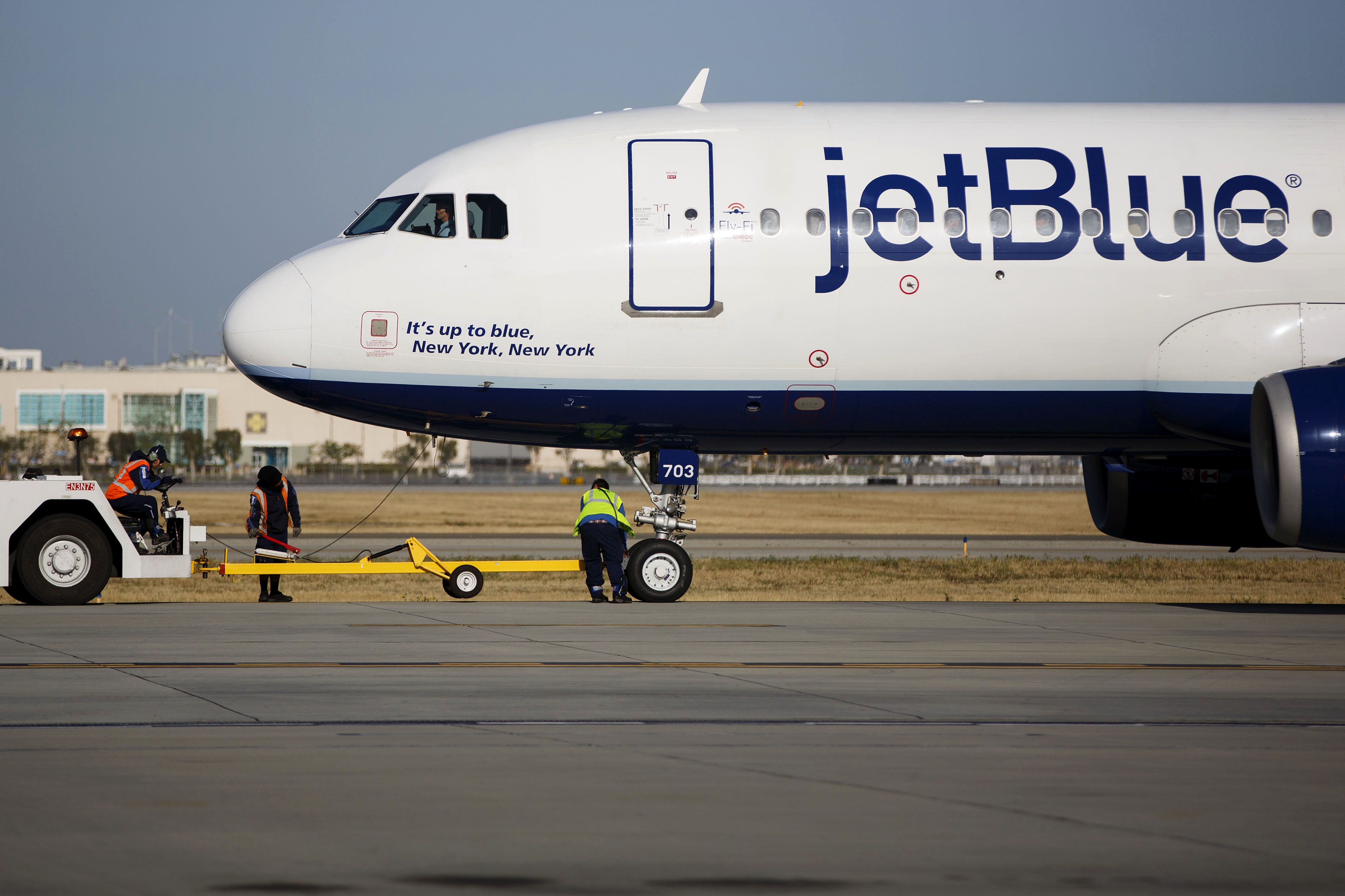 JetBlue Airways will make the first regularly scheduled commercial flight between the U.S. and Cuba in more than half a centu
